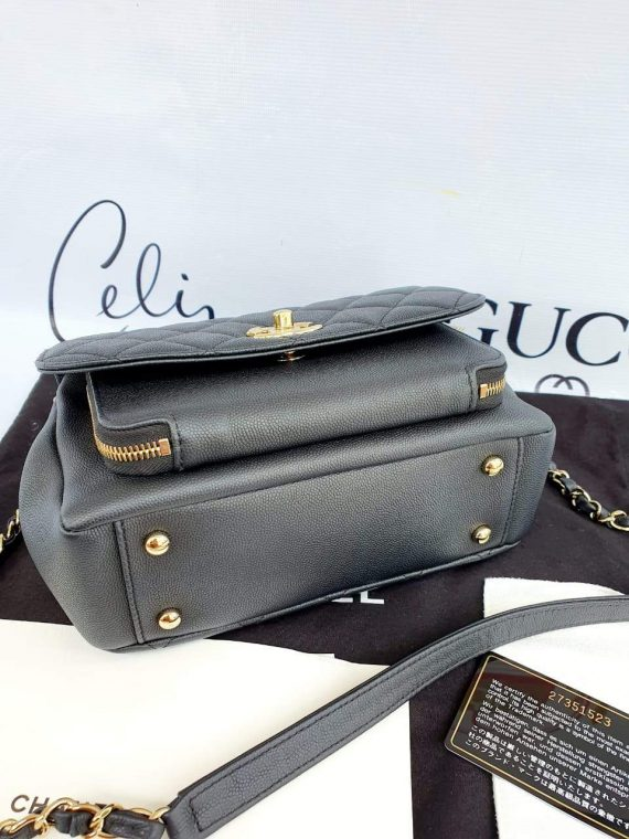 Authentic Chanel Affinity flap small size buy now pay later
