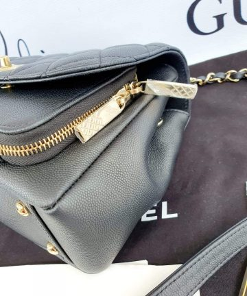 Authentic Chanel Affinity flap small size supplier