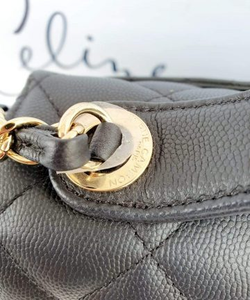 Authentic Chanel Affinity flap small size philippines