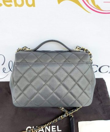 Authentic Chanel Affinity flap small size pawn online