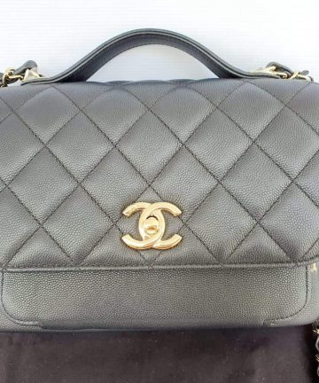 Authentic Chanel Affinity flap small size price