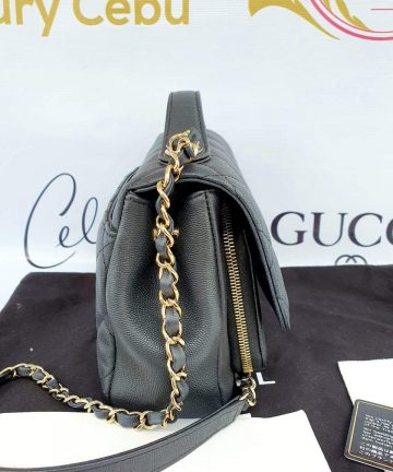 Authentic Chanel Affinity flap small size consignment