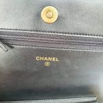 Authentic Chanel boy wallet on chain philippines