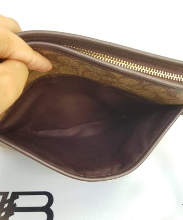 Authentic Coach messenger sell