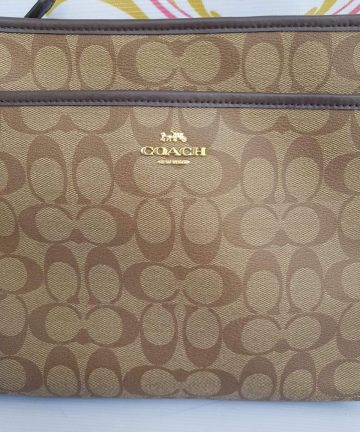 Authentic Coach messenger sling bag philippines