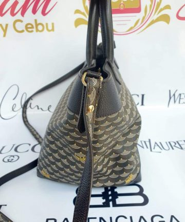 Authentic Faure le page black carry on bag ebay philippines