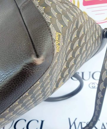Authentic Faure le page black carry on bag pawn online