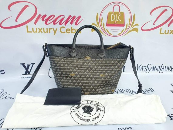 Authentic Faure le page black carry on bag price