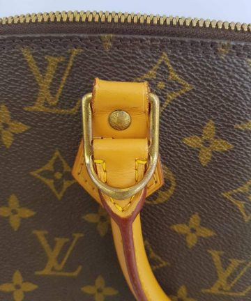 Authentic Louis Vuitton alma pm sell