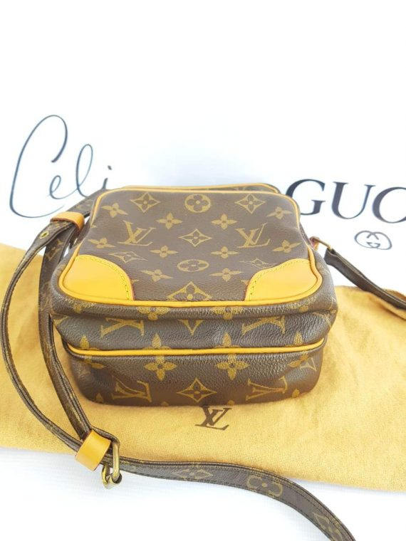 Authentic Louis Vuitton reporter sling bag in manila