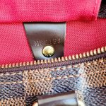Authentic Louis Vuitton speedy bandouliere 30 consignment