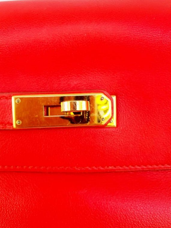 Authentic Vintage Hermes Kelly 35 in swift leather luxonline ph