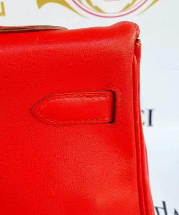 Authentic Vintage Hermes Kelly 35 in swift leather facebook