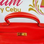 Authentic Vintage Hermes Kelly 35 in swift leather monthly payments