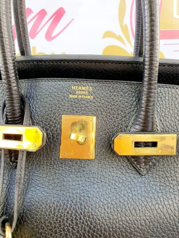 Authentic vintage Hermes Bikrin 35 monthly payments