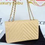 Brand new Chanel chevron Statement flap buy now pay later