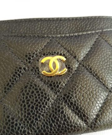 Authentic Chanel card holderv to buy