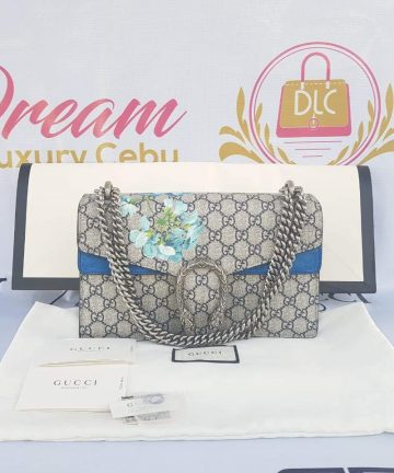 Authentic Gucci Dionysus small