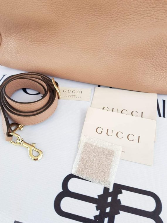 Authentic Gucci bamboo