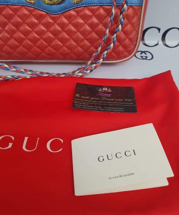 Authentic Gucci marmont camera bag limited ed braided chain supplier ph
