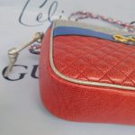 Authentic Gucci marmont camera bag limited ed braided chain buy and sell