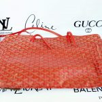 Authentic Goyard st. Louis Gm in red monthly plan