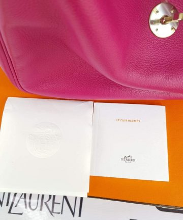Authentic Hermes lindy for sell