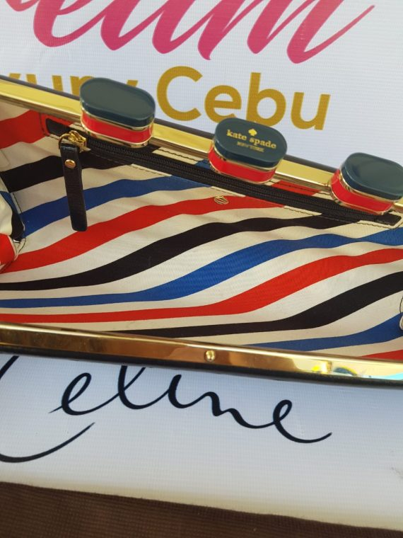 Limited Edition Kate Spade Boat Clutch how much