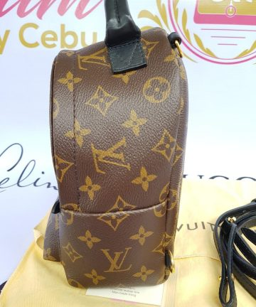 Authentic Louis Vuitton Palmspring Mini backpack consignment