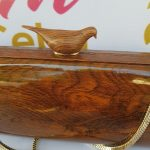 Limited Edition Kate Spade Wooden Bird Clutch pawn online