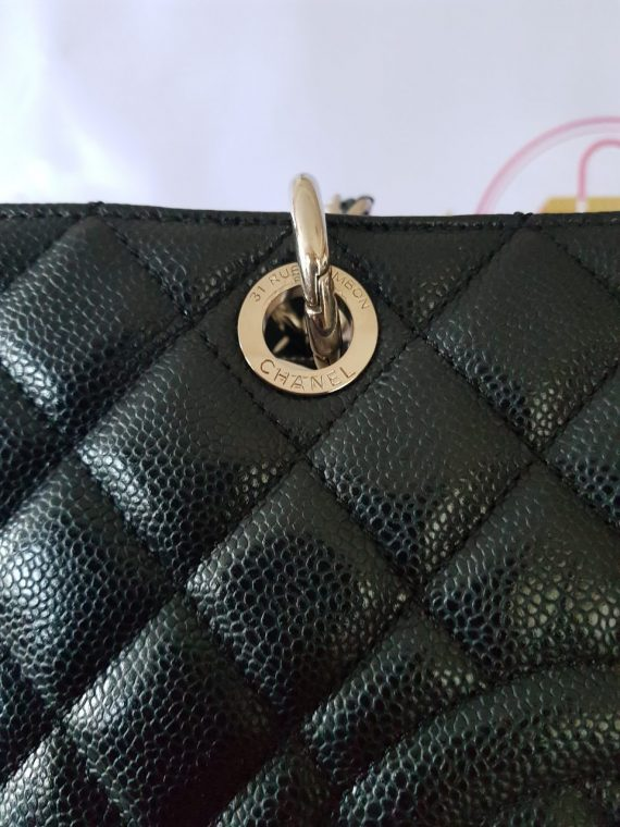 where to buy Authentic Chanel Gst Caviar