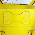 Authentic Celine mini luggage Citron monthly payments