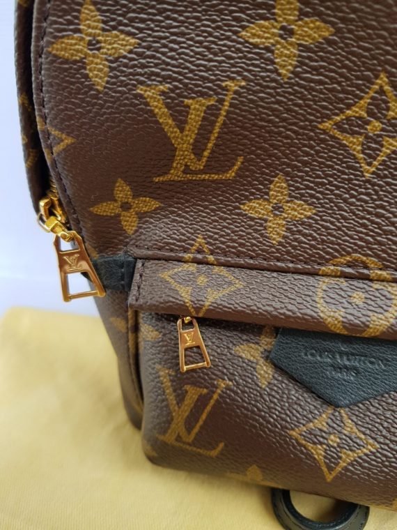 Authentic Louis Vuitton Palmspring Mini backpack thebaghub