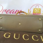 Gucci Bamboo Handbag Grained Leather price