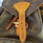 how much Authentic Louis Vuitton Montsouris Backpack Monogram